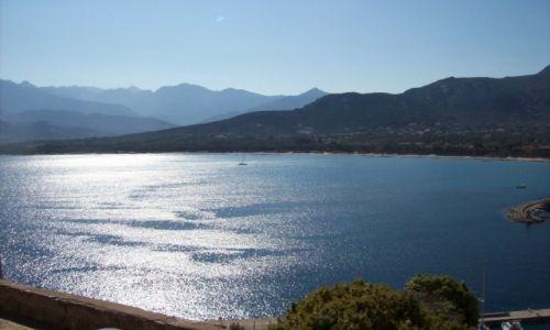 Zdjecie FRANCJA / Korsyka / Calvi / widok