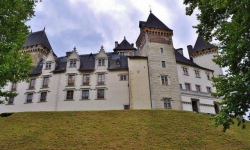 Zdjęcie FRANCJA / Akwitania / Pau / Pau, zamek