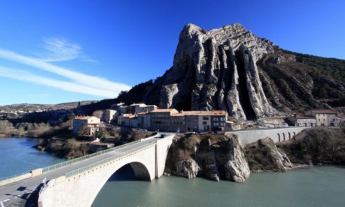 Zdjecie FRANCJA / Prowansja / Sisteron / Sisteron (2)