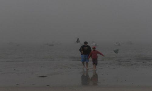 Zdjęcie FRANCJA / Bretania / Fouesnant / wakacje ale nie słoneczne...