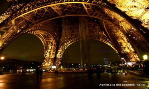 Zdjecie FRANCJA / Paryż / Wieża Eiffla / KONKURS