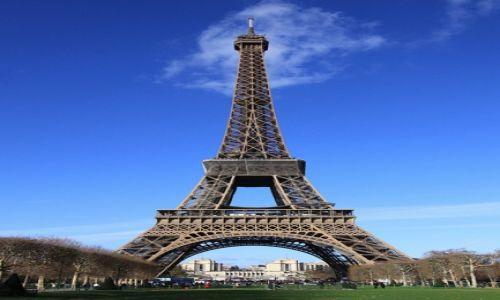 Zdjecie FRANCJA / Paryż / Paryż / Wieża...