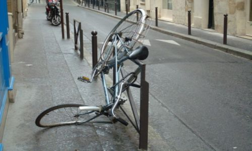 Zdjecie FRANCJA / - / paryż / ulice paryża