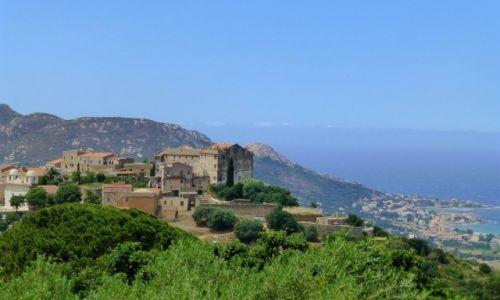Zdjecie FRANCJA / Korsyka / Pigna / górska wioska Pigna