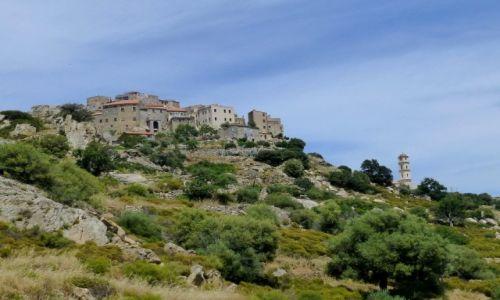 Zdjecie FRANCJA / Korsyka / Sant Antonino / Sant Antonino