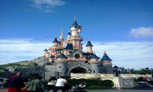 Zdjęcie FRANCJA / Ile de France / Paryż / Disneyland, Paryż