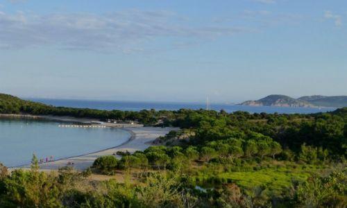 Zdjecie FRANCJA / Korsyka / Zatoka La Rondinara / widok na zatokę La Rondinara