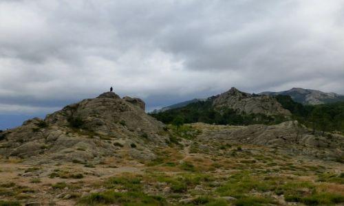 Zdjecie FRANCJA / Korsyka / w drodze do Porto Vecchio / punkt widokowy