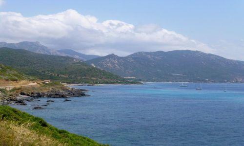 Zdjęcie FRANCJA / Korsyka / okolice Ajaccio / Zatoka Ajaccio