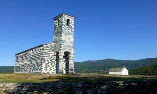 Zdjęcie FRANCJA / Korsyka /  Murato / duży i mały