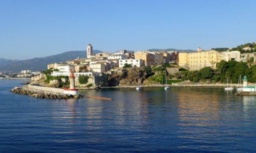Zdjęcie FRANCJA / Korsyka / Bastia / ostatnie spojrzenie i pożegnanie z Korsyką