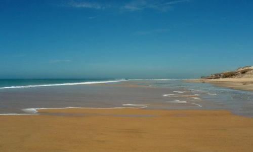Zdjecie FRANCJA / aquitaine / L'amelie s/mer / wild Atlantic coast