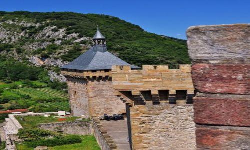 FRANCJA / Midi-Pyrénées / Foix / Foix, zamek