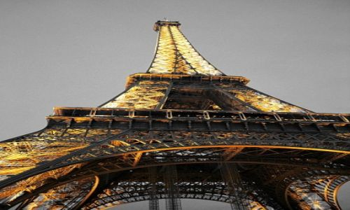 Zdjęcie FRANCJA / Centre / Paryż / wieża Eiffla