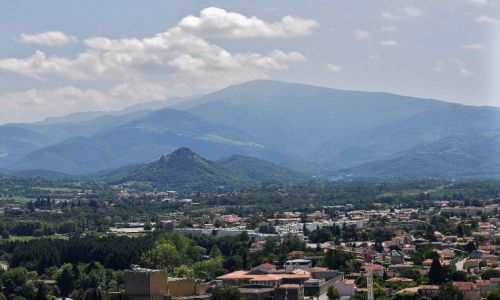 Zdjęcie FRANCJA / Midi-Pyrénées / Foix / Foix