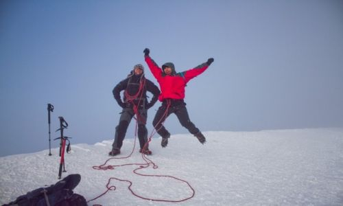 Zdjecie FRANCJA / Mont Blanc  / Francja / Mont Blanc