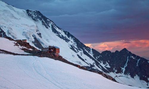 Zdjecie FRANCJA / Mont Blanc  / Mont Blanc  / Mont Blanc - Tete