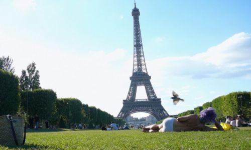 Zdjecie FRANCJA /  Île-de-France / Paryz / Paris je t'aime