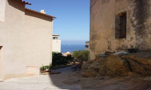 Zdjęcie FRANCJA / Korsyka / Calvi / La detente
