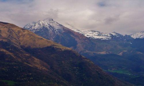 Zdjęcie FRANCJA / Midi-Pyrénées / Saint-Savin / Pireneje