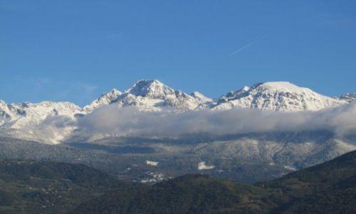 Zdjecie FRANCJA / Rodan-Alpy / Meylan / Alpy z okna