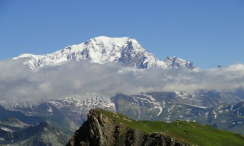 Zdjecie FRANCJA / - / Mont Blanc / Mont Blanc