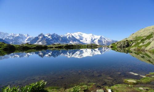 Zdjecie FRANCJA / - / Aiguilles Rouges / masyw Mont Blanc