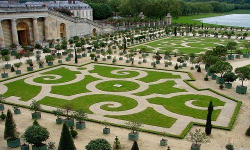 Zdjecie FRANCJA / Paryż / ogrody wersalu / ..
