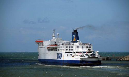 Zdjecie FRANCJA / Normandia / Calais / Samochodem do Anglii