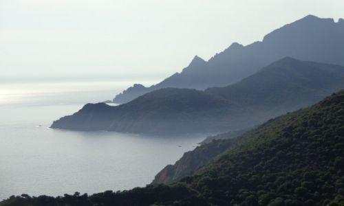 Zdjecie FRANCJA / Korsyka. / Na wyspie.  / Rowerem na Korsyce.