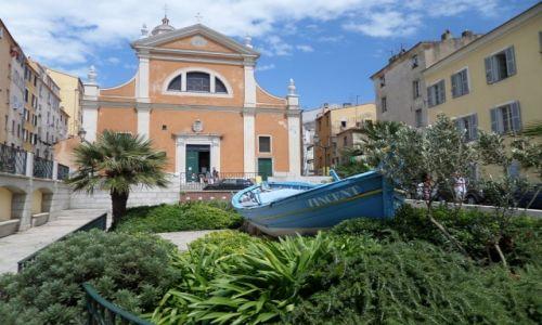 Zdjecie FRANCJA / Korsyka. / Ajaccio / Rowerem na Korsyce.