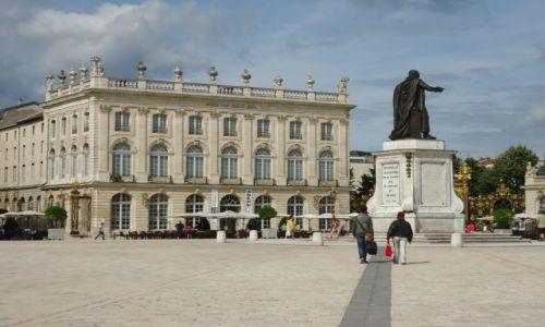 Zdjęcie FRANCJA / Lotaryngia / Nancy / Nasz kawałek Lotaryngii