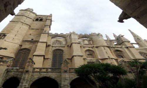 Zdjęcie FRANCJA / Langwedocja / Narbonne / Katedra