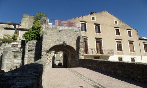 FRANCJA / Langwedocja / Saint-Pons-de-Thomières / Saint-Pons-de-Thomières