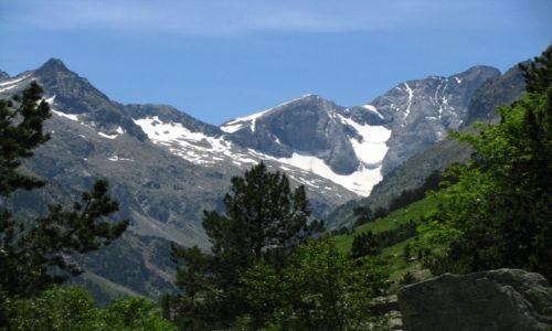 Zdjęcie FRANCJA / Midi-Pyrenees / okolice Cauterets / trekking Cauterets - Lac du Gaube