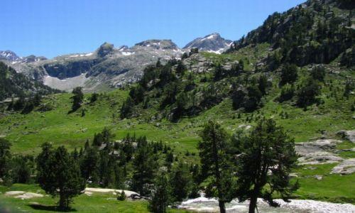Zdjęcie FRANCJA / Midi-Pyrenees / okolice Cauterets / trekking Cauterets - Vallee de Marcadau