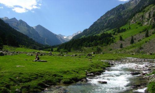 Zdjecie FRANCJA / Midi-Pyrenees / okolice Cauterets / trekking Cauterets - Lac d'Estom