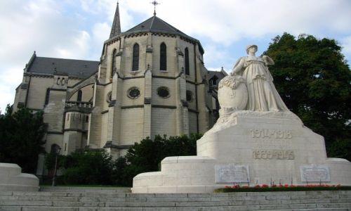 Zdjęcie FRANCJA / Midi-Pyrenees / Pau / kościół św. Jakuba