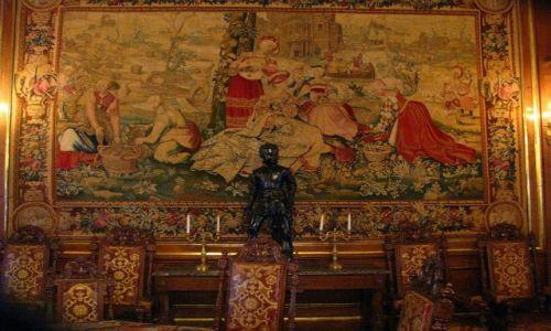 Zdjęcie FRANCJA / Midi-Pyrenees / Pau / zamek Henryka IV