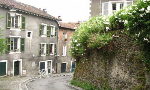Zdjęcie FRANCJA / Midi-Pyrenees /  Pau / stare miasto