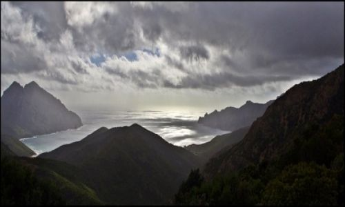 Zdjęcie FRANCJA / Korsyka / Zatoka Girolata / Zatoka Girolata