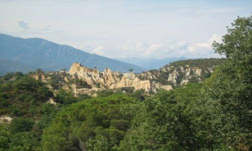 Zdjęcie FRANCJA / katalonia francuska / gory / formy skalne