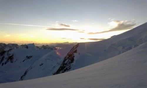 Zdjecie FRANCJA / alpy / chamonix / Mont Blanc KA Warszawa