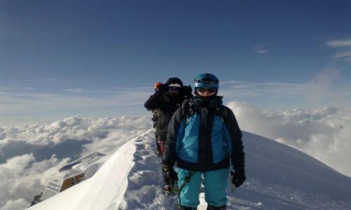Zdjecie FRANCJA / alpy / chamonix / Wyprawa Mont Blanc 2015