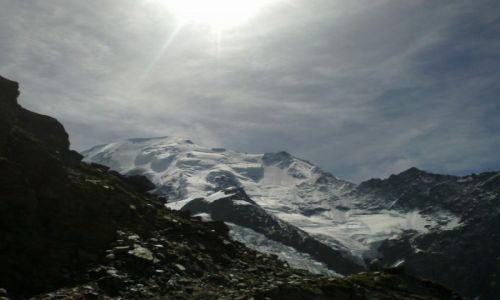 Zdjecie FRANCJA / alpy / chamonix / Mont Blanc 2015
