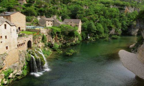 Zdjecie FRANCJA / Midi-Pyrenees / Gorges du Tarn / tarn_may_looove