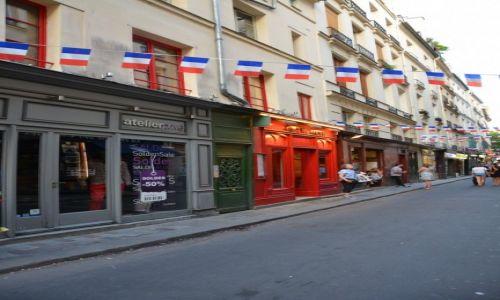 Zdjecie FRANCJA / - / Paryż / x
