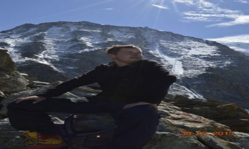 Zdjecie FRANCJA / Chaminix / Mt. Blanc / Me ;)