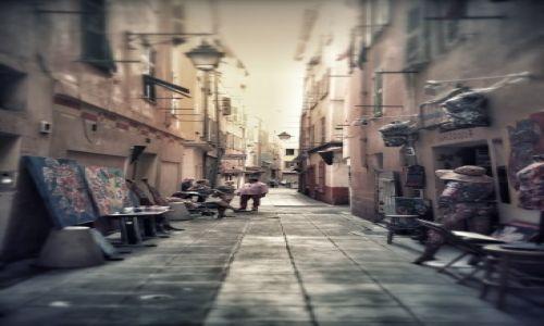 Zdjęcie FRANCJA / Lazurowe Wybrzeże / Nicea / Nicejskie uliczki...