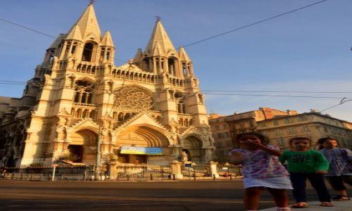 Zdjęcie FRANCJA / Prowansja / Marsylia / Kościół reformatorów